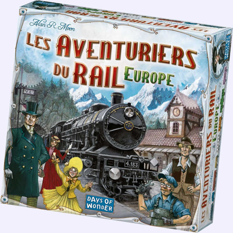 jeu societe train