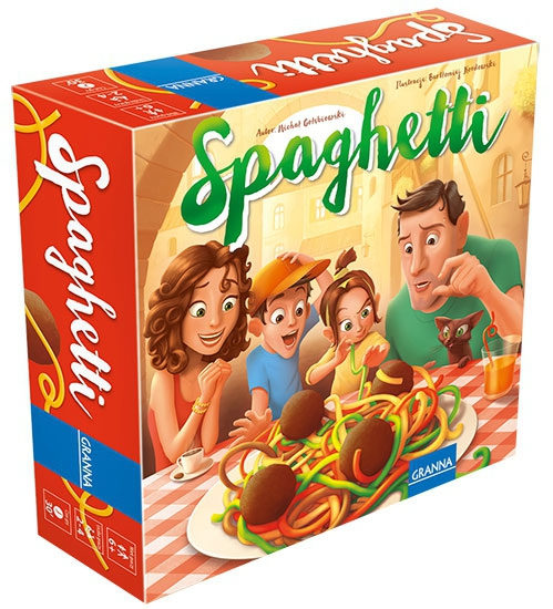 jeu spaghetti