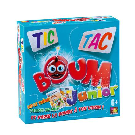 jeu tic tac boum junior