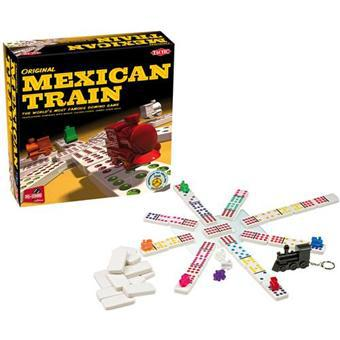 jeu train mexicain