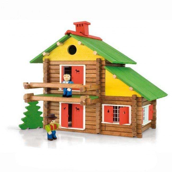 jeujura maison forestière