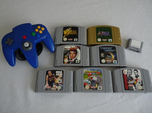 jeux 64