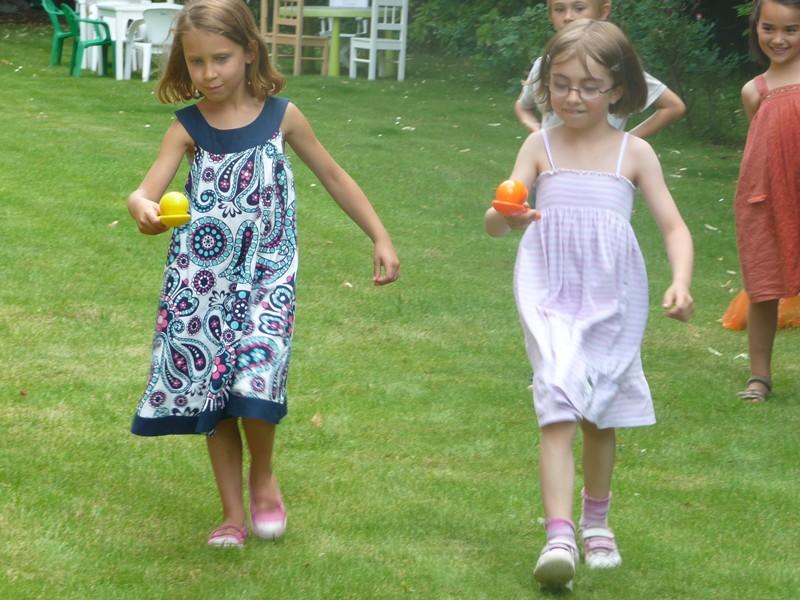 jeux anniversaire 8 ans fille