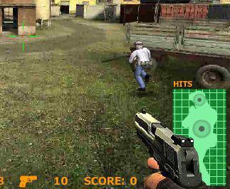 jeux arme de tir