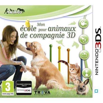 jeux avec des animaux