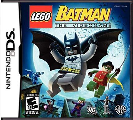 jeux batman lego