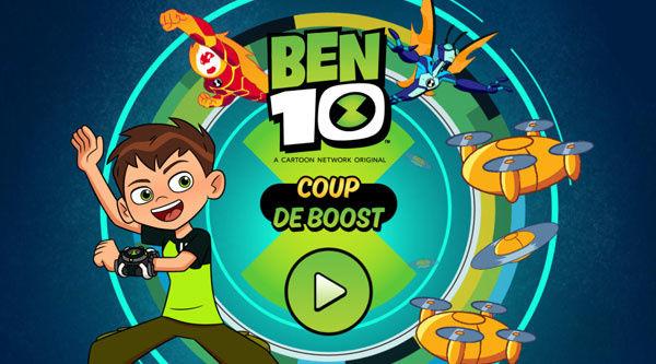 jeux ben 10