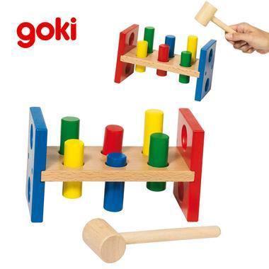 jeux bois bébé