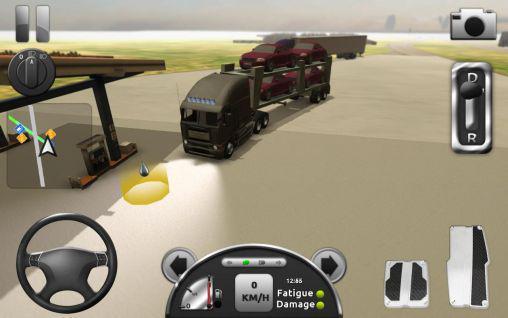 jeux camion 3d