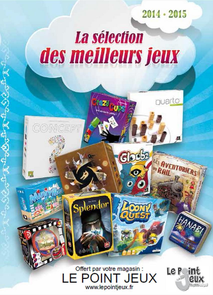 jeux catalogue