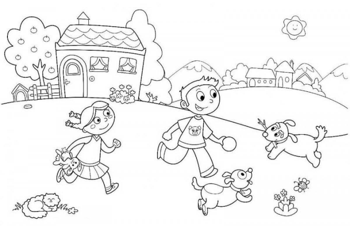 jeux coloriage enfant