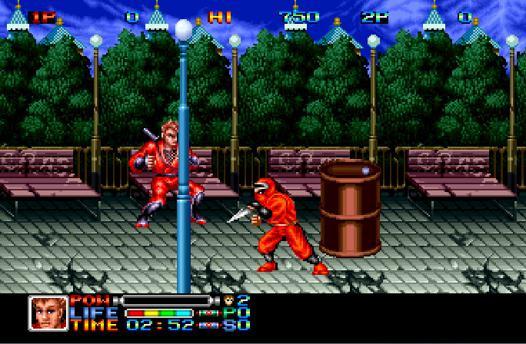 jeux combat ninja