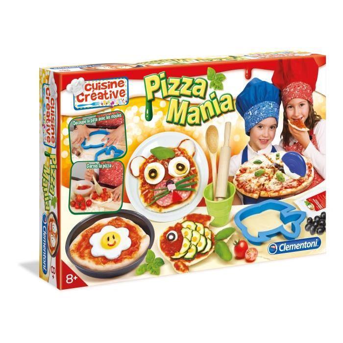 jeux creatif cuisine