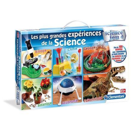 jeux d expérience scientifique
