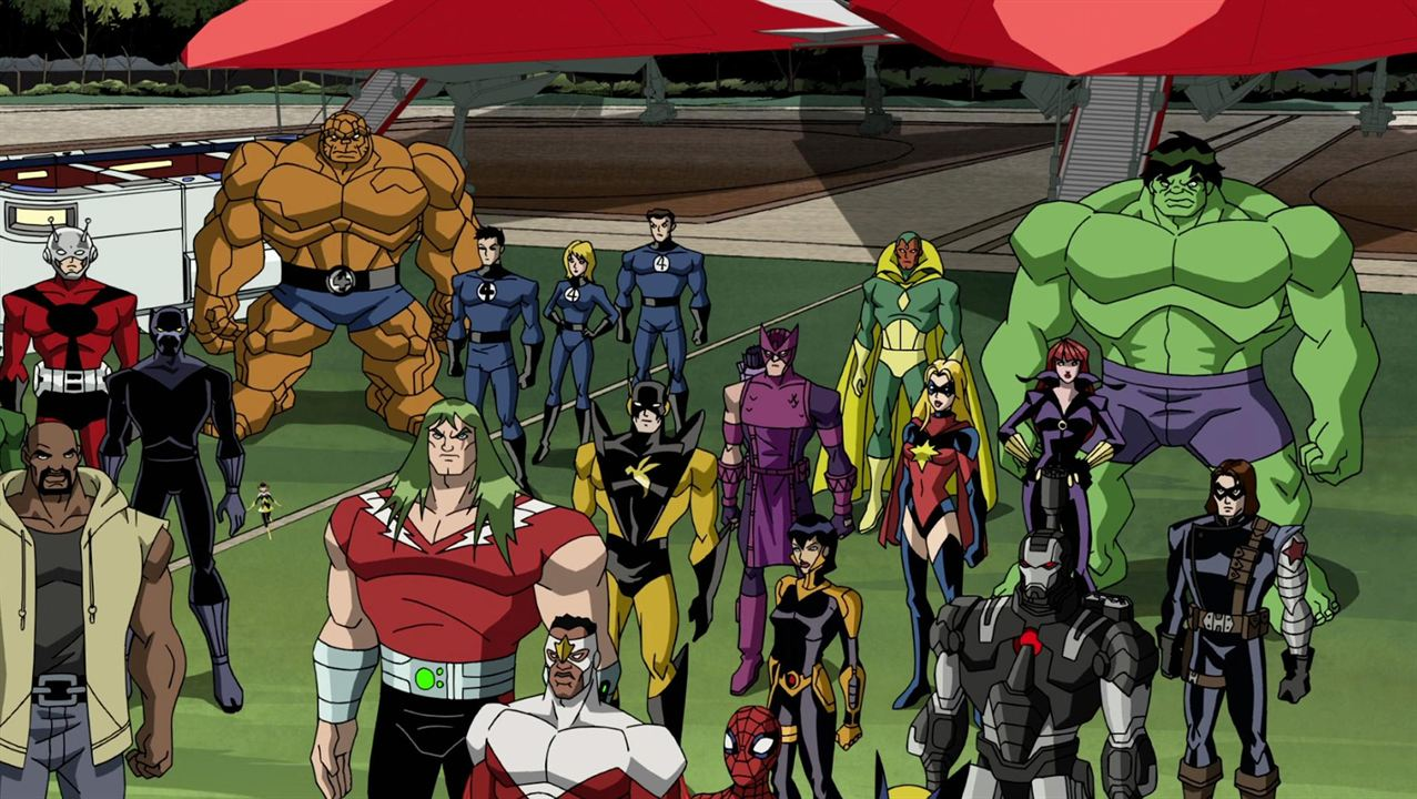 jeux de avengers l equipe des super heros