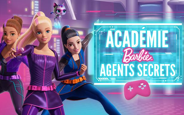 jeux de barbie agent secret gratuit