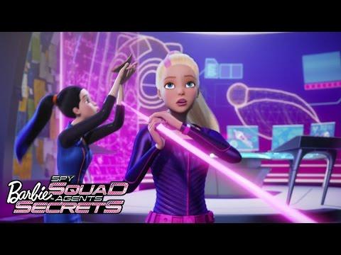 jeux de barbie agent secret