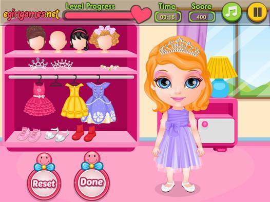 jeux de barbie bébé