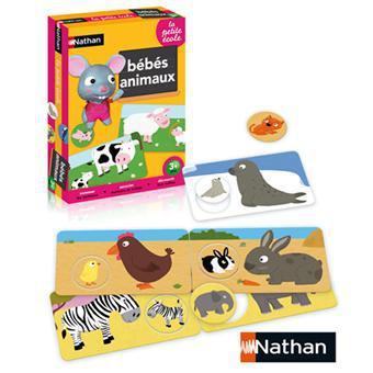 jeux de bébé animaux