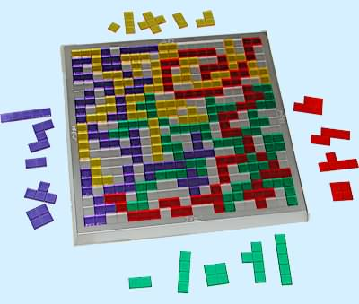 jeux de blocus