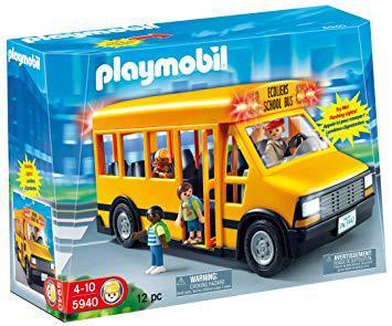 jeux de bus de l école