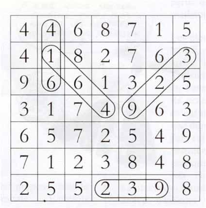jeux de calcul mental