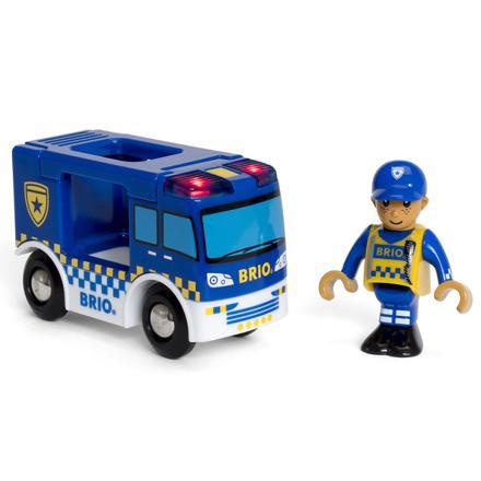 jeux de camion de police