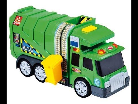 jeux de camion poubelle