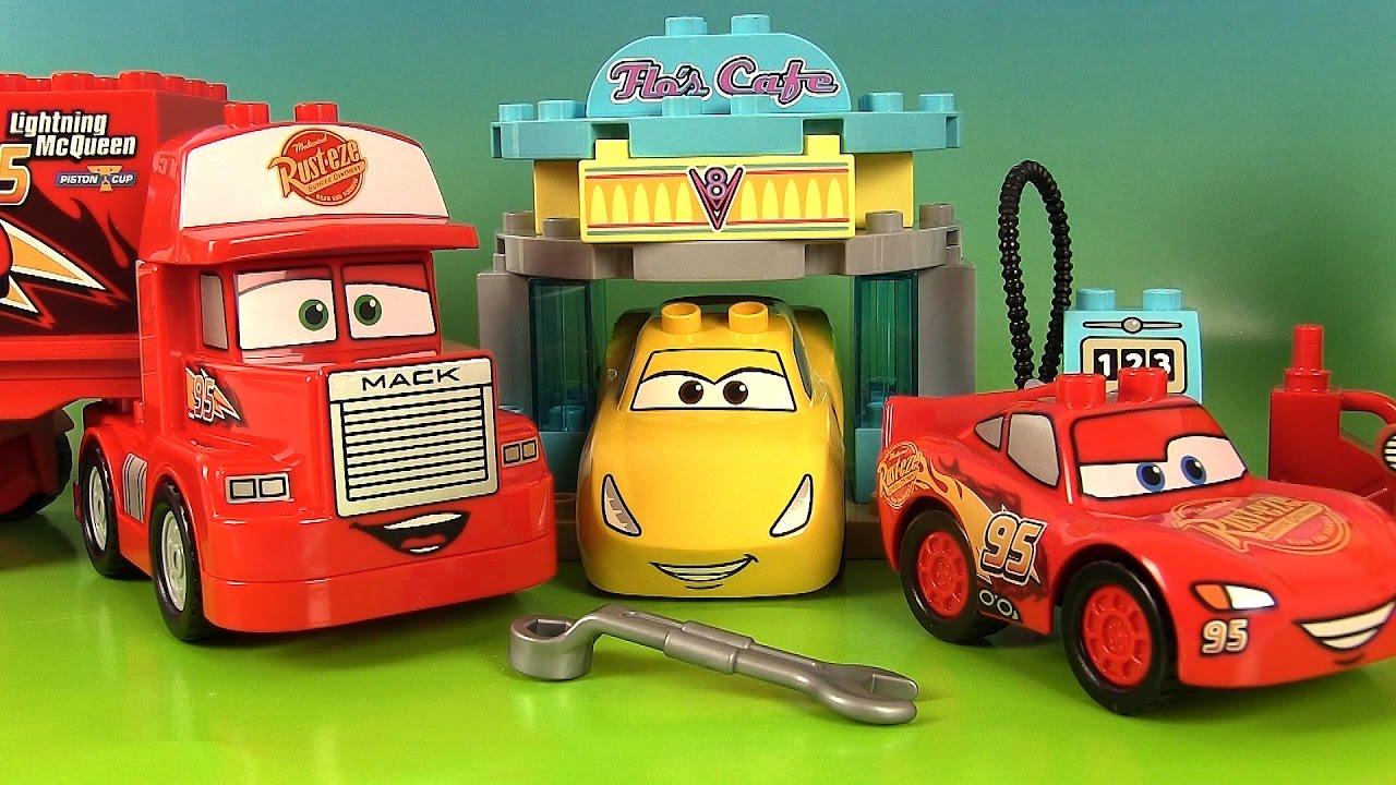jeux de cars lego