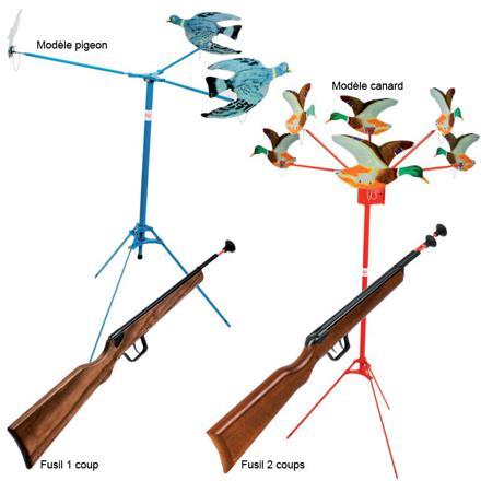 jeux de chasse aux pigeons