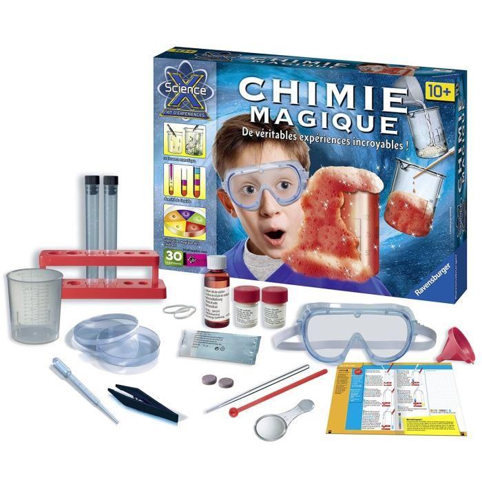 jeux de chimie