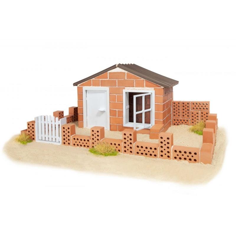 jeux de construction de maison en brique