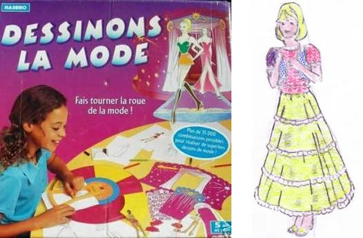 jeux de creation de mode
