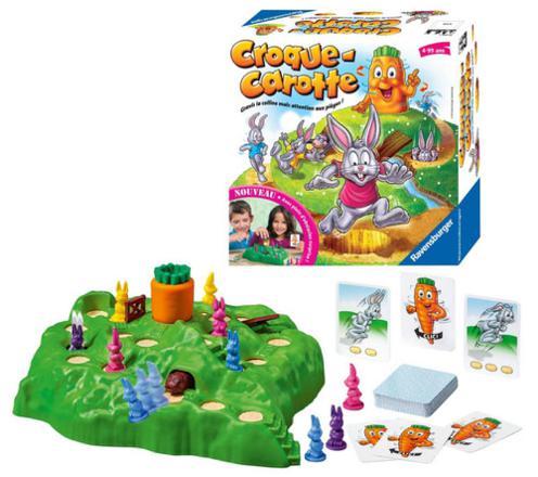 jeux de croque carotte