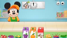 jeux de cuisine de mickey
