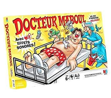 jeux de docteur maboul