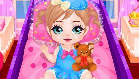 jeux de fille gratuit de bébé
