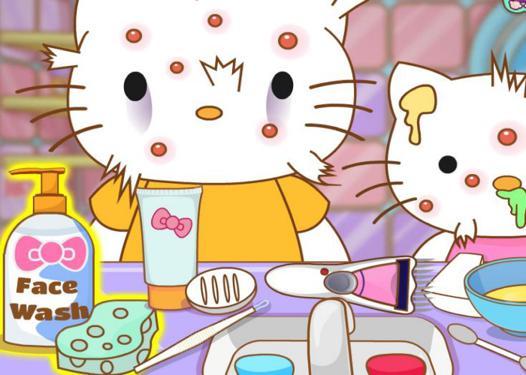 jeux de hello kitty de cuisine gratuits