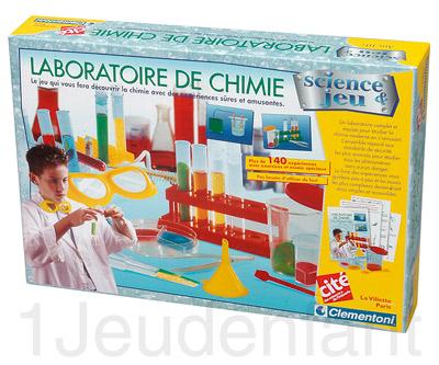 jeux de laboratoire