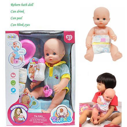 jeux de lavage de bébé