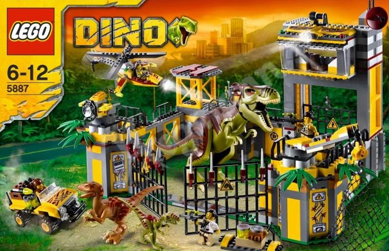 jeux de lego dinosaure