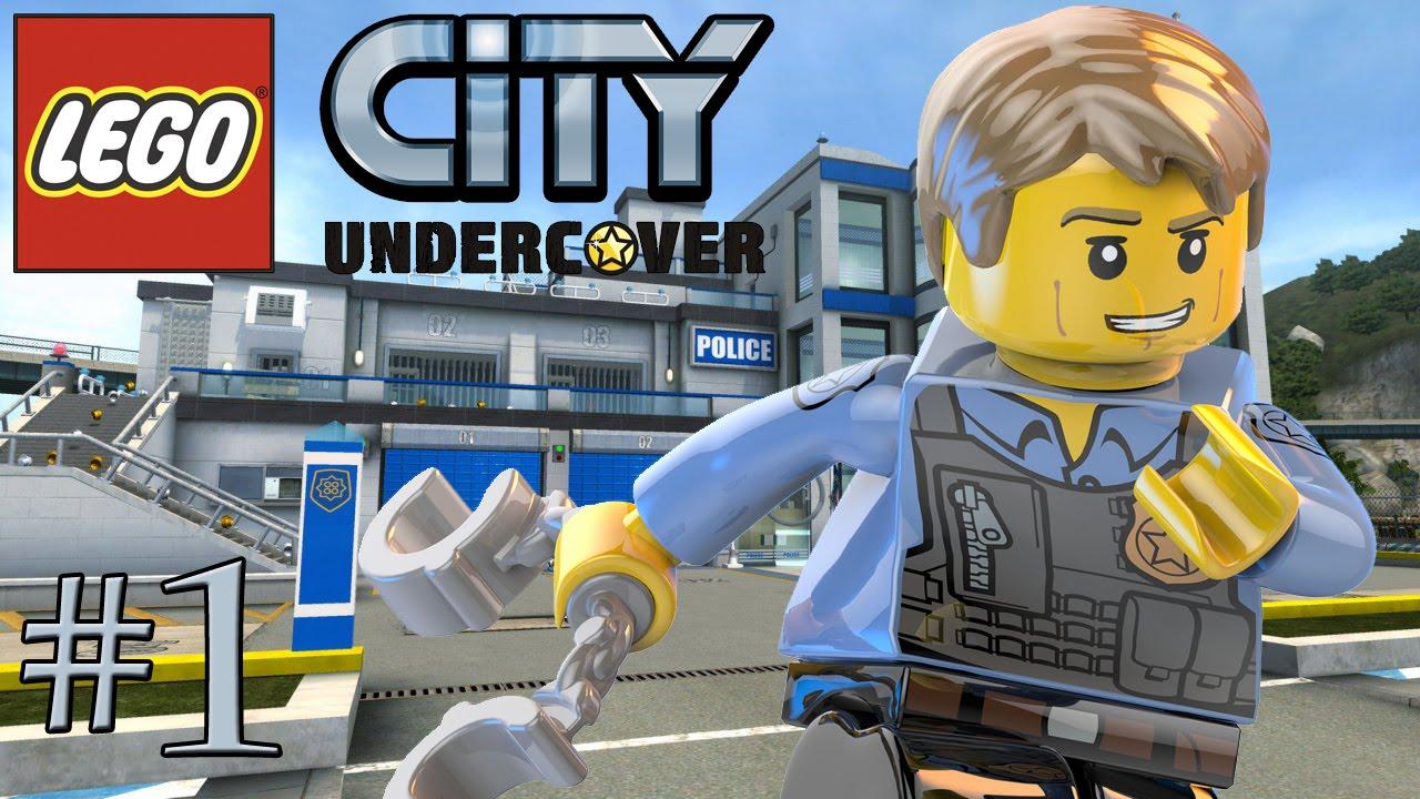 jeux de lego police city