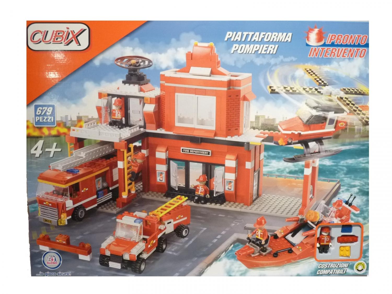 jeux de lego pompier