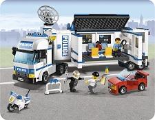 jeux de lego voiture de police