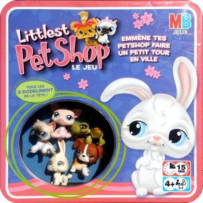 jeux de littlest petshop