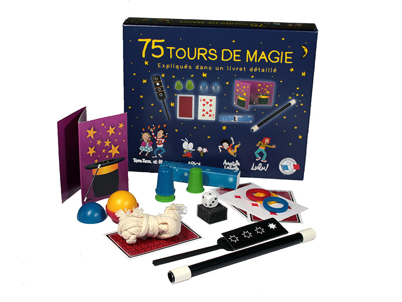 jeux de magie