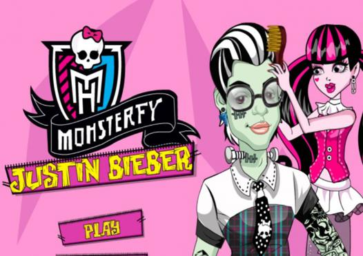 jeux de monster high