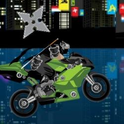 jeux de moto ninja