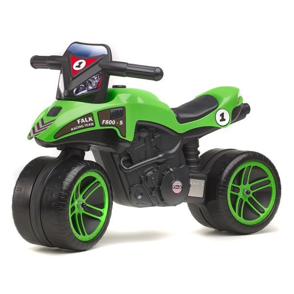 jeux de moto verte
