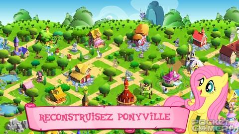 jeux de my little pony les amies c est magique